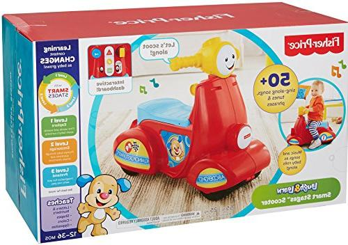 Fisher-Price & Smart Stages Scooter
