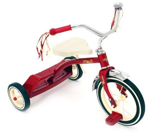 """Kettler Classic Flyer by 12"""" Retro Trike with Adjustable Sea"""
