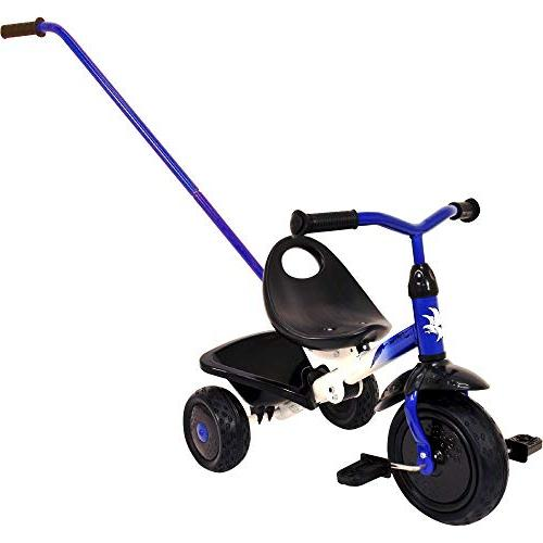 Kiddi-o by Kettler Fold 'n Ride Trike with Adjustable Seat: