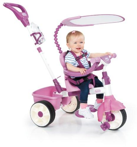 Little Edition Trike Pink