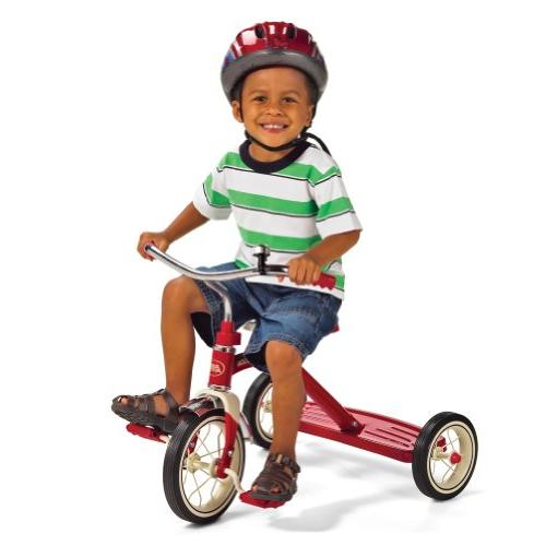 "Radio Flyer 10"" Red Tricycle"