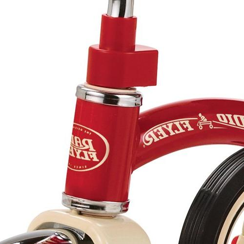 Radio Tricycle with Handle,