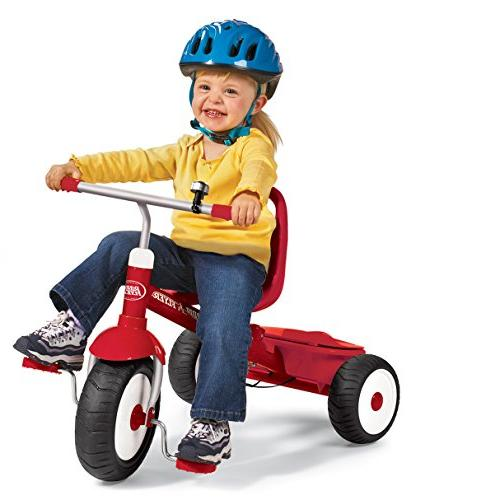 Radio Flyer Deluxe and Stroll Trike