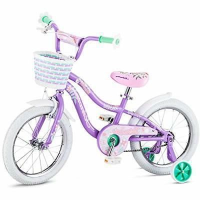 "Schwinn Jasmine Bicycle 16"" wheel 4 with training"