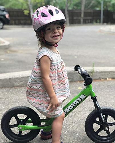 Strider - Sport Balance Bike, Months Green
