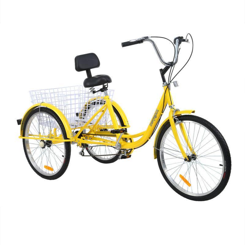 24'' 3 Adult Tricycle Trike
