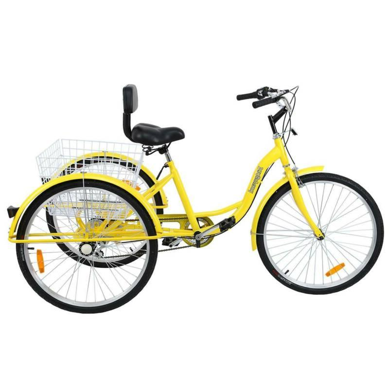 Ridgeyard Adult Bicycle w/