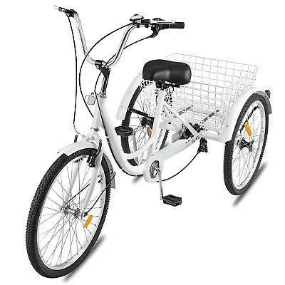Shimano 3-Wheel Tricycle Trike Bike