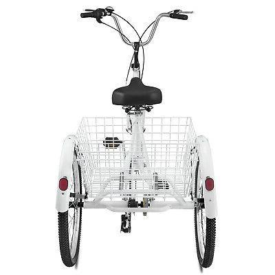 Shimano 7-Speed 3-Wheel Bike Cruise With