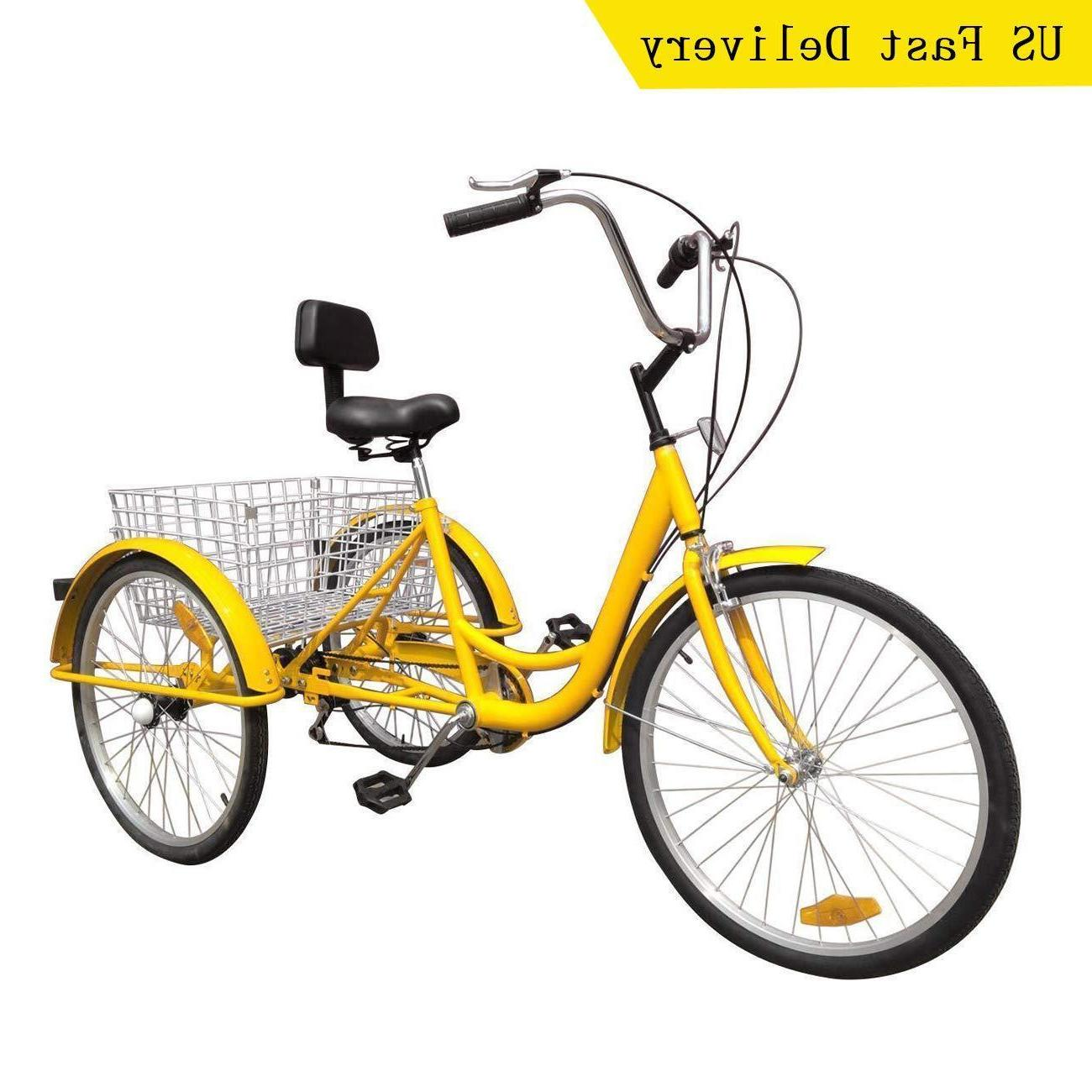 Adult 7-Speed Bike Cruise