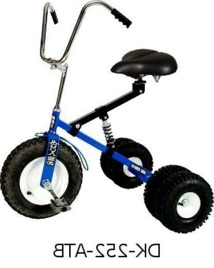 Adult Tricycle Heavy Duty Adjustable Made USA