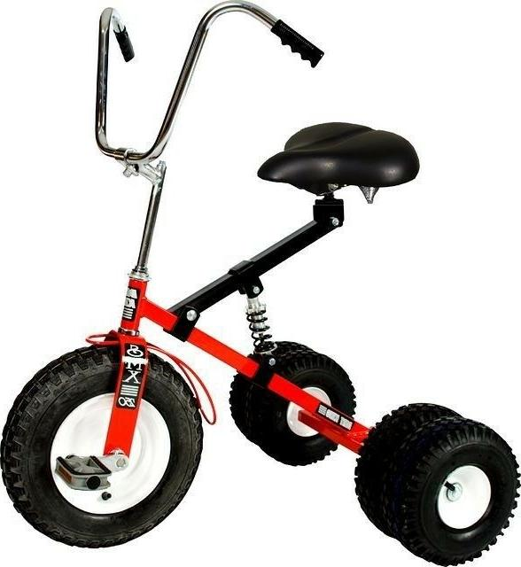 adult dually tricycle heavy duty all terrain