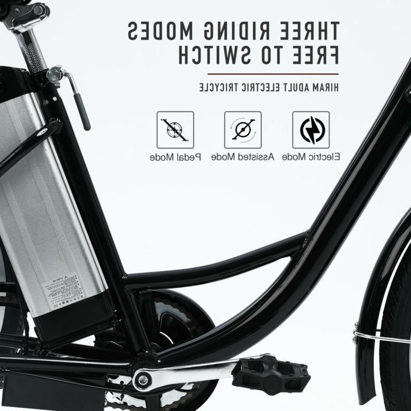 Adult Electric 250W 36V Battery w/Basket
