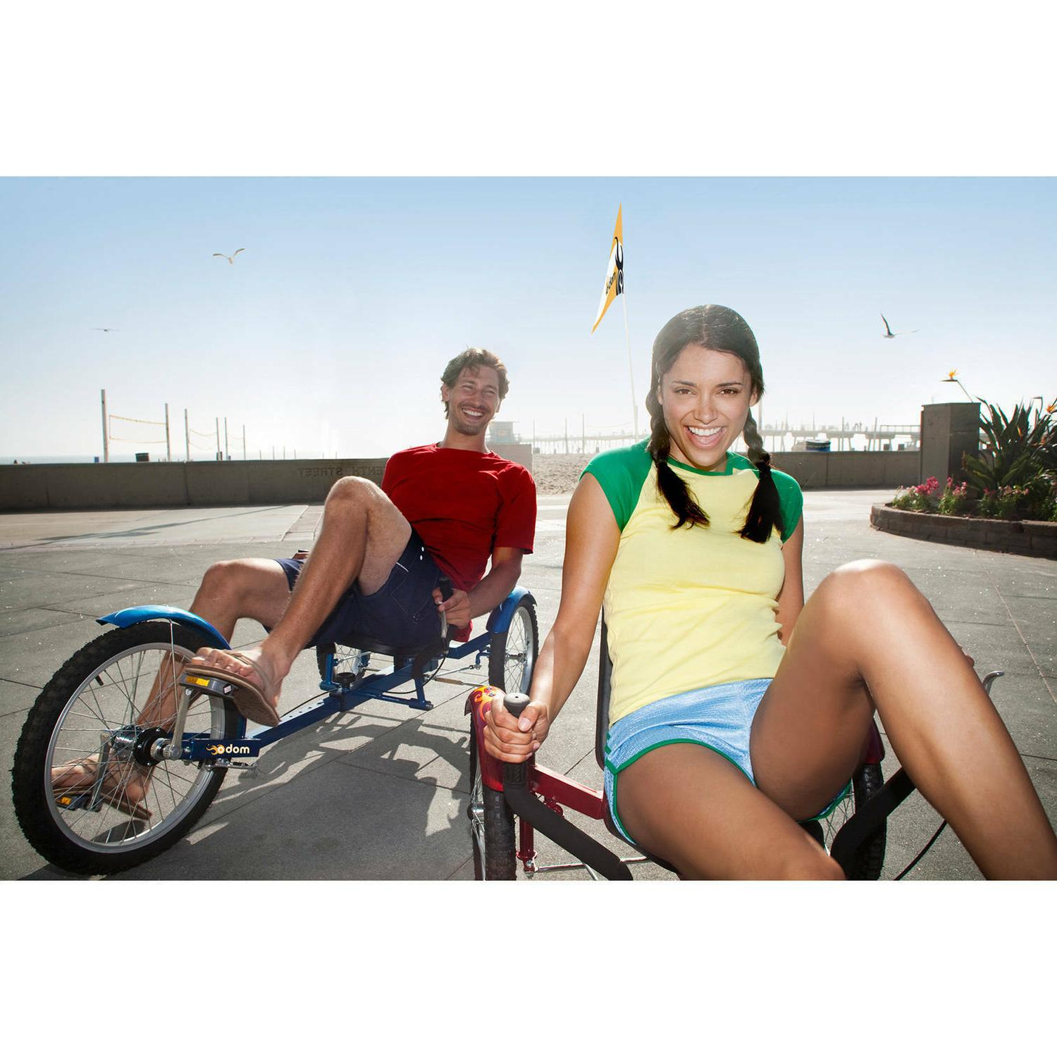 Adult Tricycle Men & Beach Cruiser Pedal