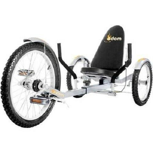 Adult Lowrider Tricycle Men Beach Cruiser Pedal