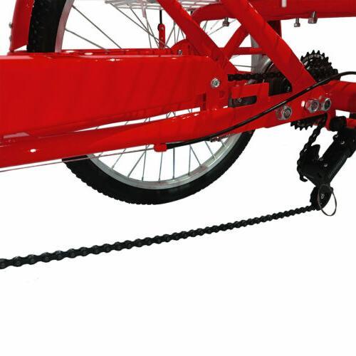 "Adult Bike Cargo Basket 20""24""26"""