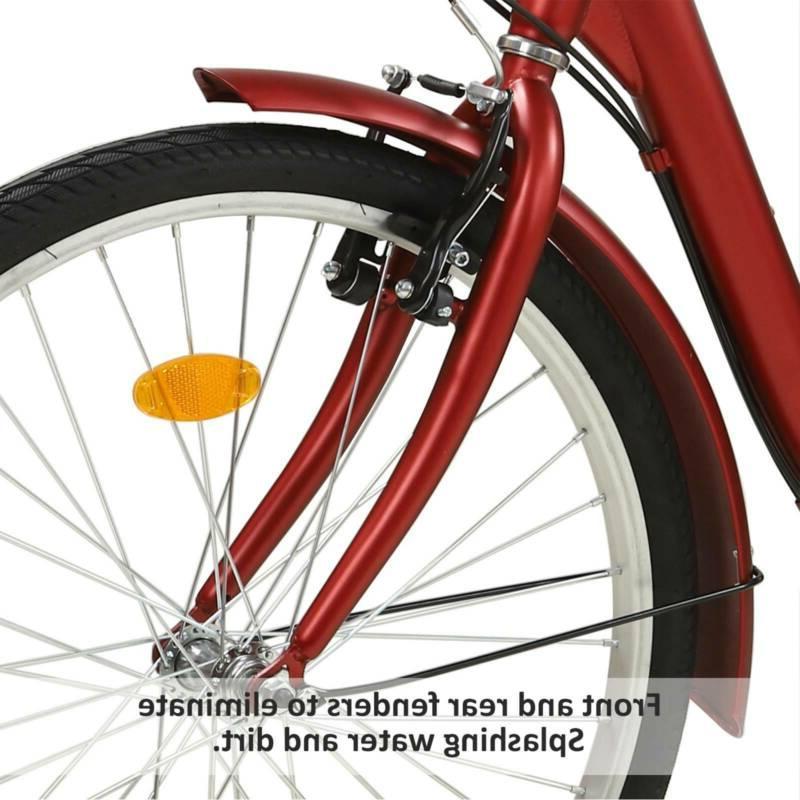 Adult Wheel Trike Speed Basket
