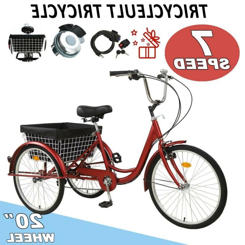 adult tricycles three wheel trike bike cruiser