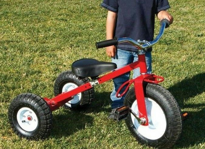 All-Terrain Tricycle Trike Daycare Kids