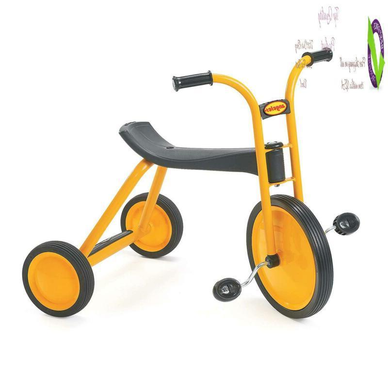 anles myrider midi trike bike yellow perfect