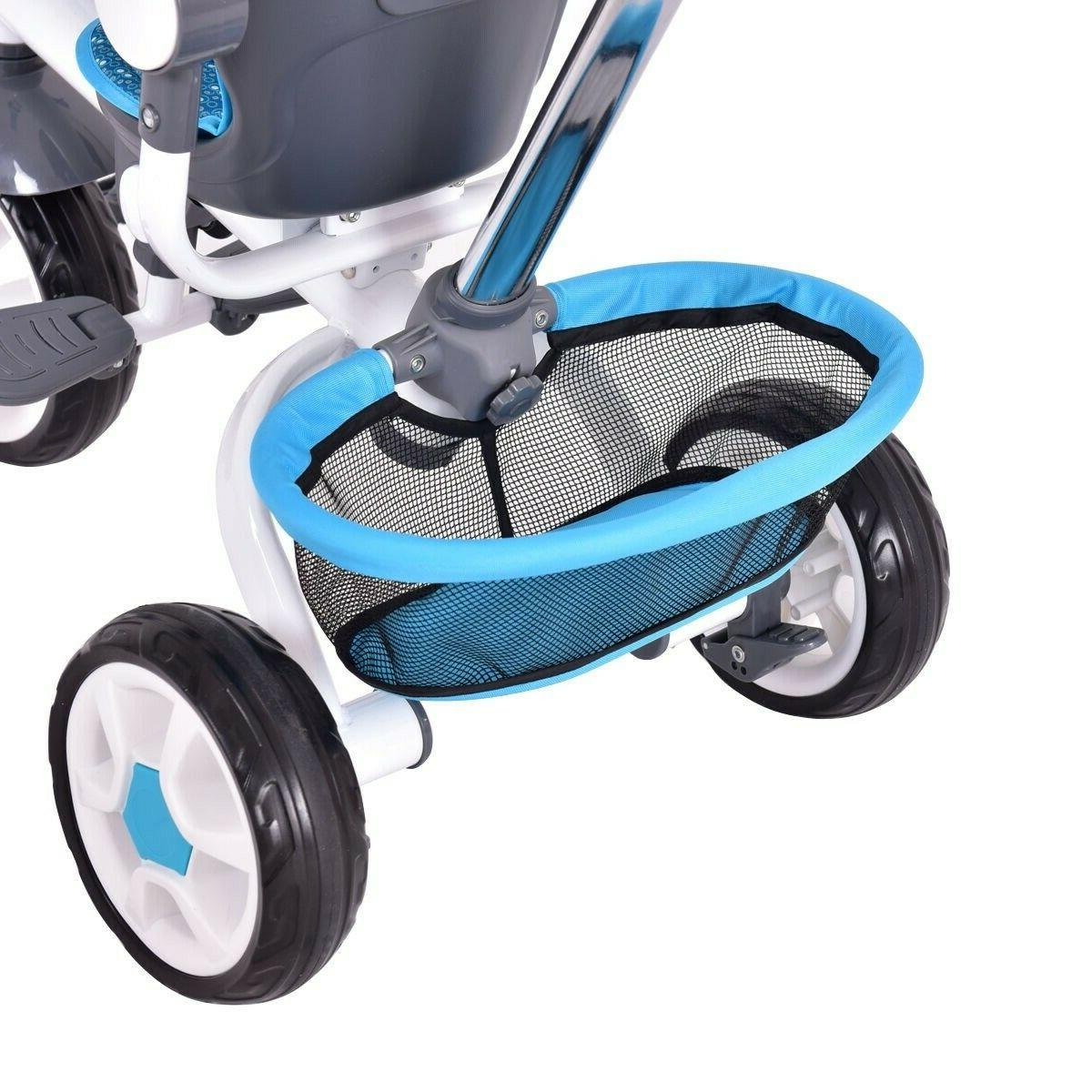 Baby Stroller 2 Bike Toddler Bicycle On