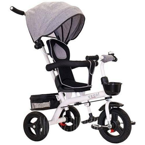 baby tricycle bicycle trolley stroller for 6