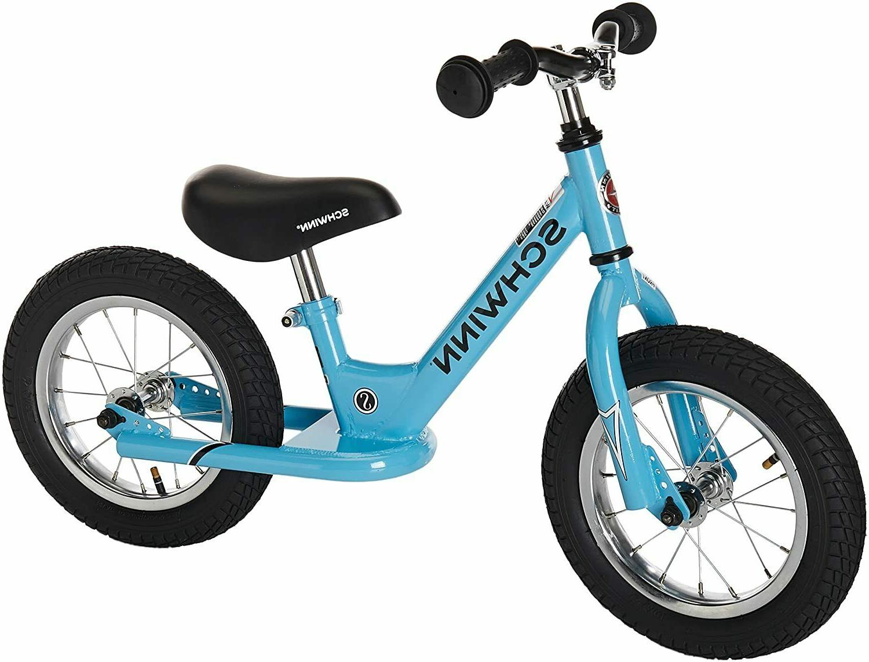 Schwinn Balance Bike, 12 inch wheel size, stride bike Ages 2