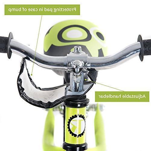 Tauki Kid No Pedal 12 Green,