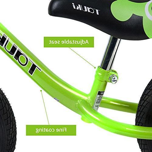 Tauki No Pedal Bicycle, assembled