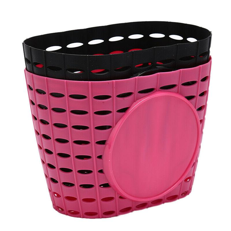 Bicycle Basket Bike Tricycle Carrier Outd MF