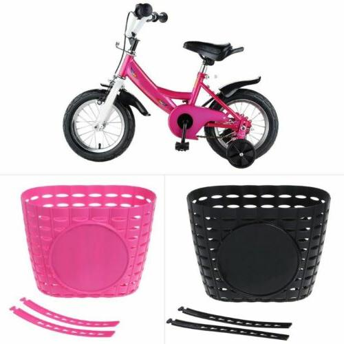 bicycle basket hollow children bike tricycle scooter