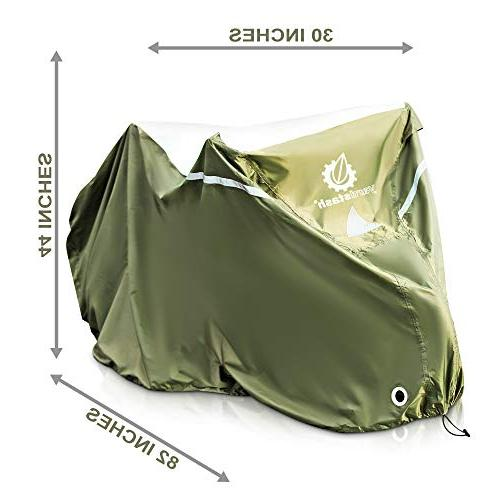 YardStash Extra Large for Beach Cover, Mountain Electric Bike Bike for Child