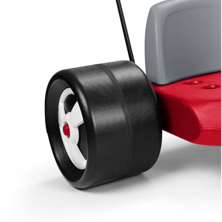"Big Tricycle Radio Plastic With Kids 16"" Wheel"