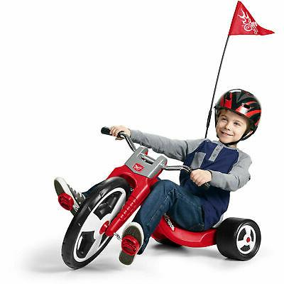 "Radio Trike Kids Racing Design 16"" Front"