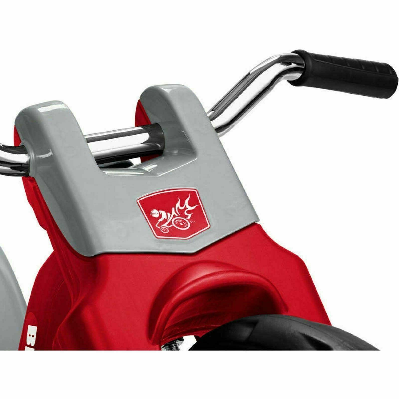 Big Tricycle Boys Front Handle Thick Pedal