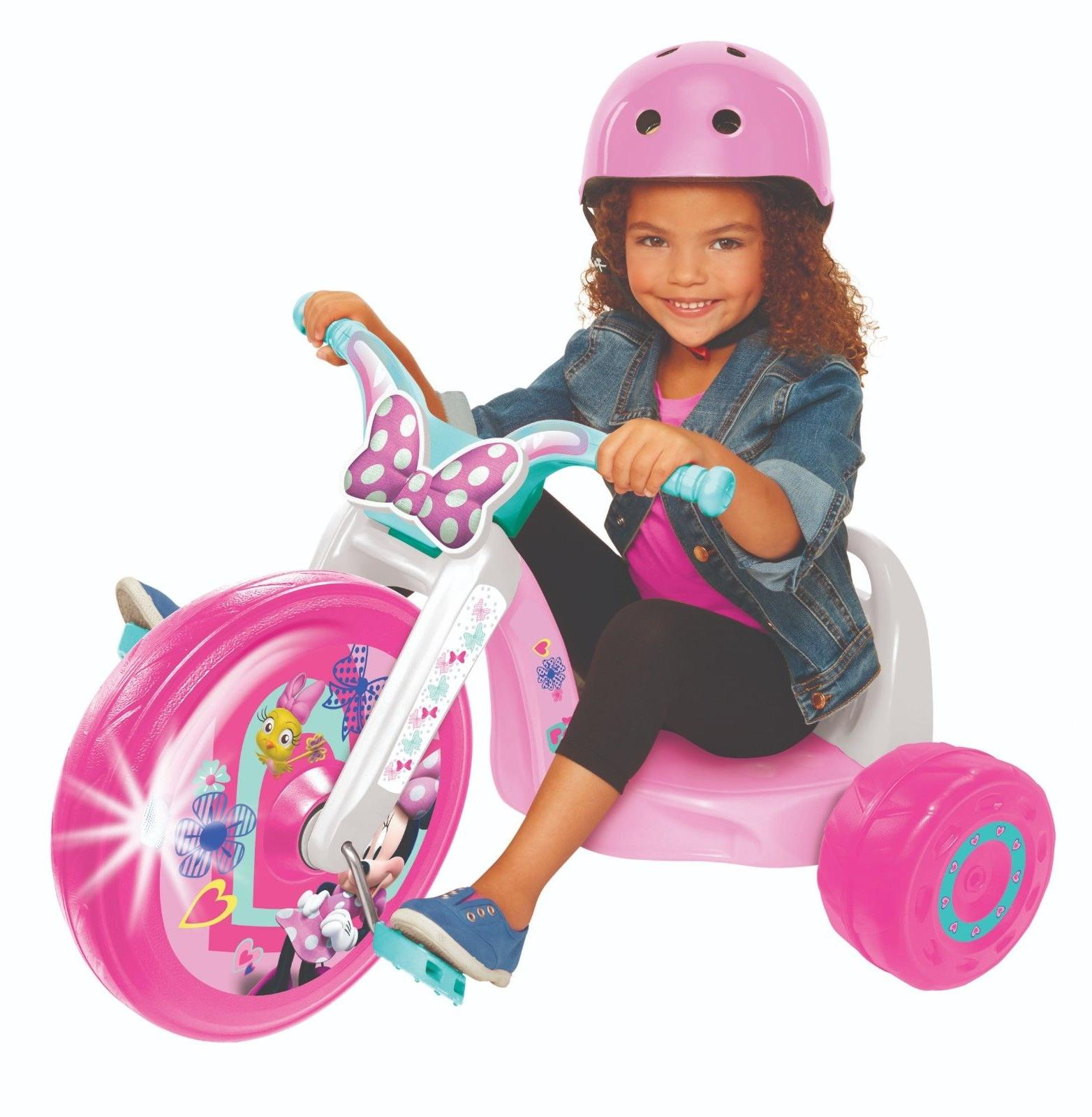 big wheels for kids tricycle girls pink