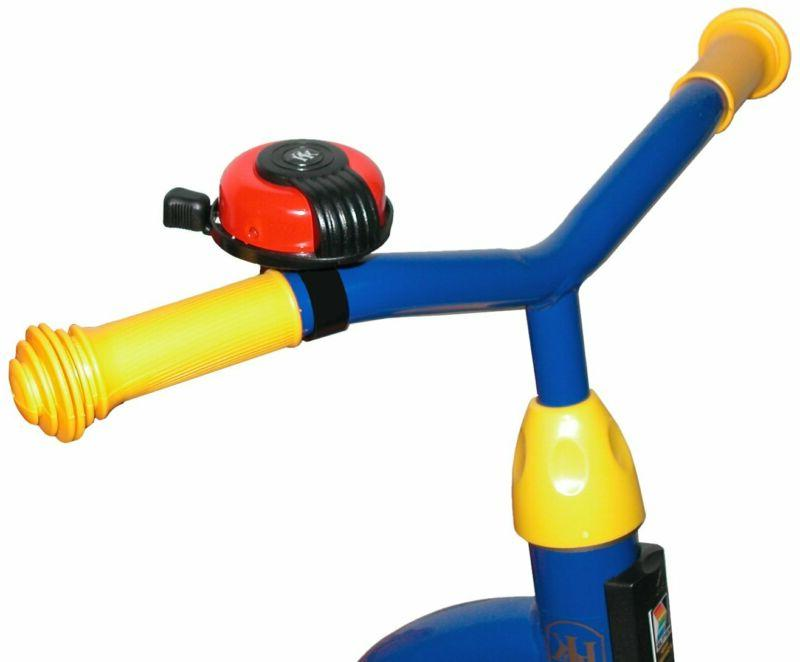bike handlebar bell accessory high pitch alert