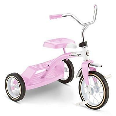 Birthday Deck Tricycle Bicycle For Pink Toy