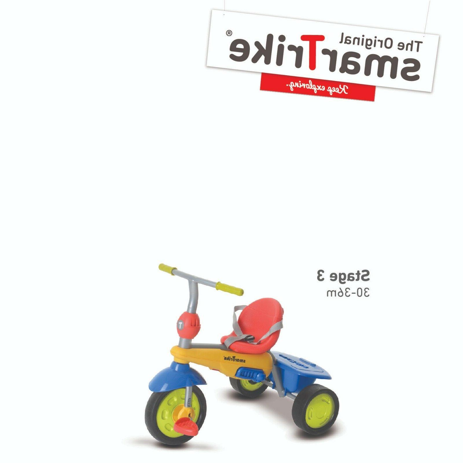 smarTrike 1 Smart Trike toddler Multi