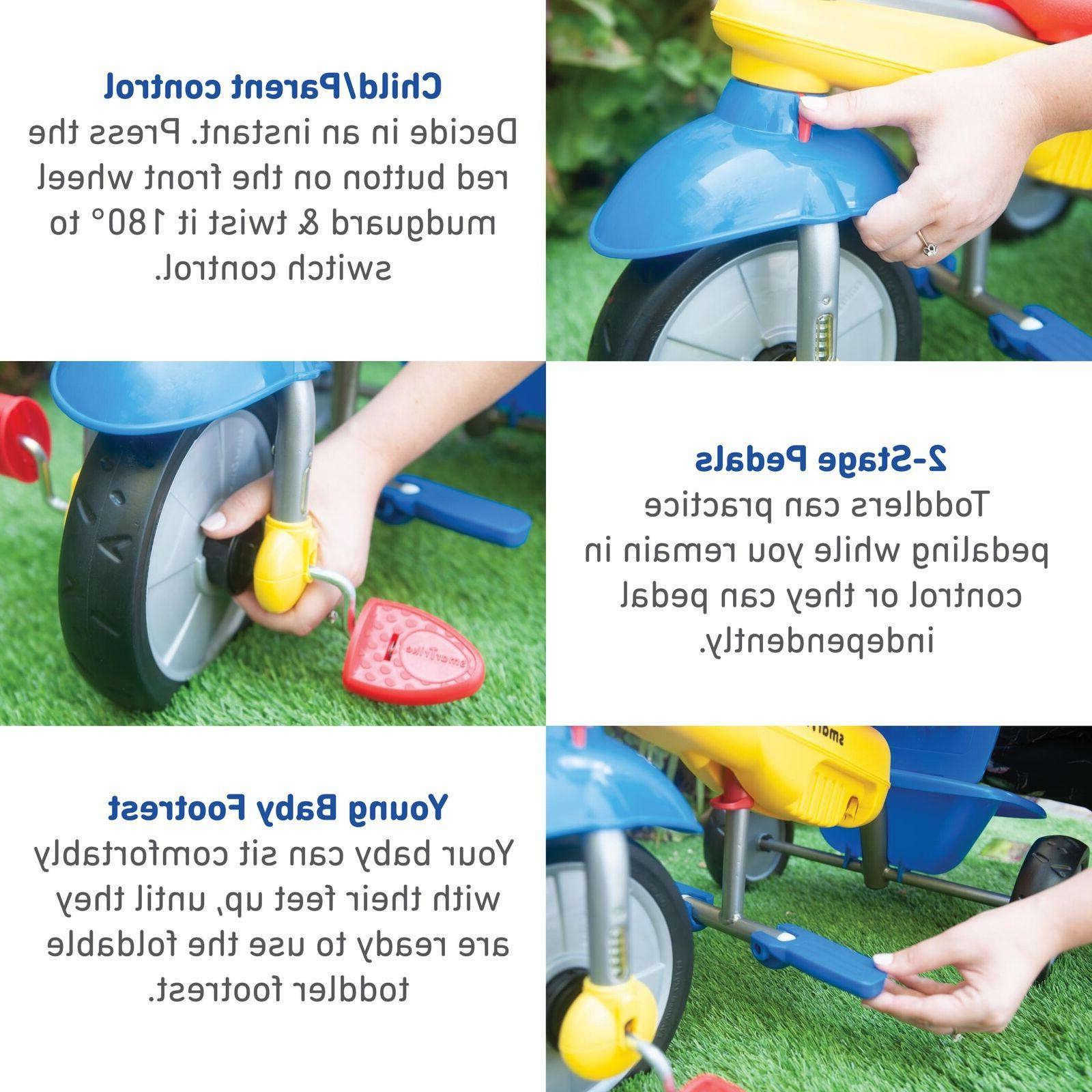 smarTrike 3 1 Tricycle On Smart for toddler