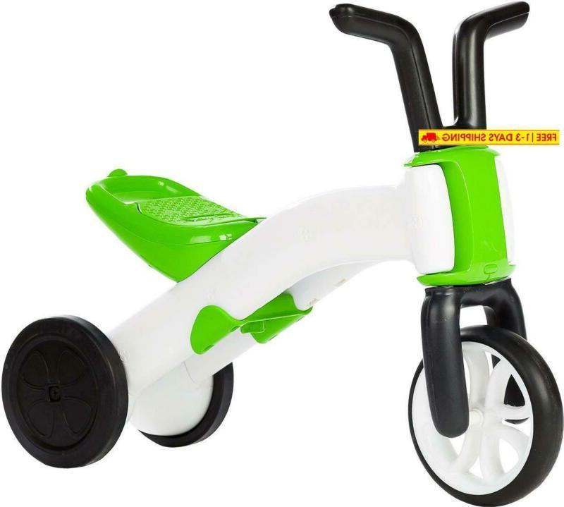 bunzi 2 in 1 gradual balance bike