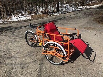 Cargo Tricycle / / Bike / Adult / Trejo READ