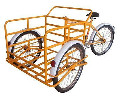 Cargo Tricycle / / Trike / Adult / Trejo READ