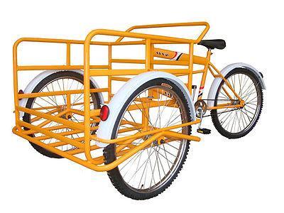 cargo tricycle bicycle trike bike adult trike