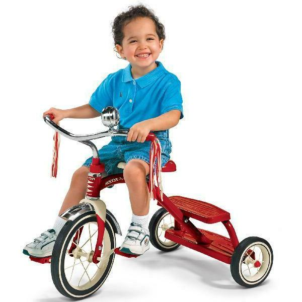 Radio Flyer, Classic Dual Front
