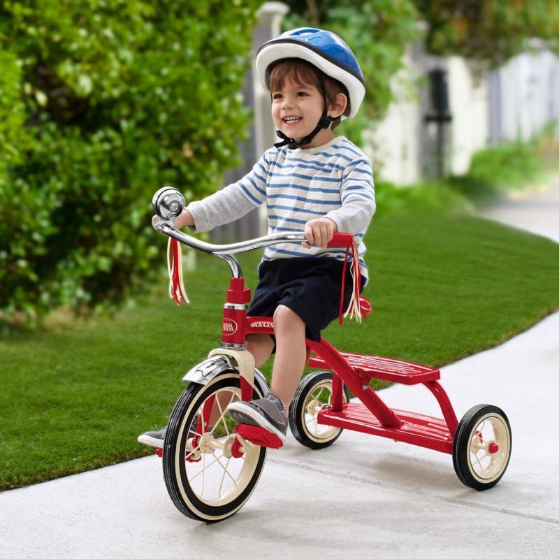 Radio Inch Classic Tricycle Kids Bike Play