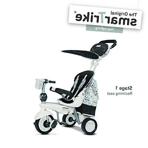 smarTrike Dazzle Trike Storage -