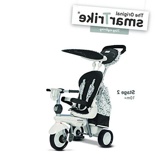 smarTrike 5-in-1 Baby Trike Light-Weight Storage -