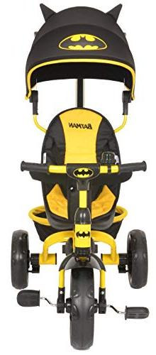 DC Comics Batman 4-in-1 Push and Tricycle