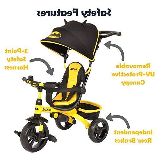 DC Comics Batman Push Ride Tricycle